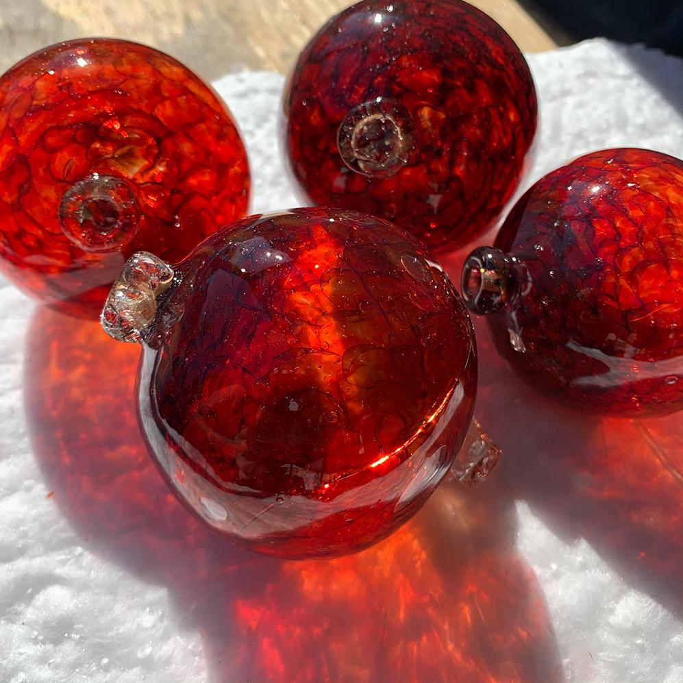 Pomegranate Ornaments